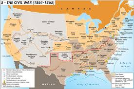 map us states during civil war the united states during the civil war hypothesis american