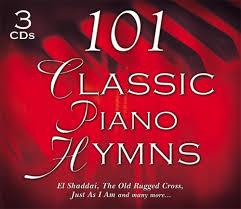 steven 101 classic piano hymns