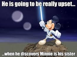 Star Wars Disney Meme - 5 of the best star wars disney memes