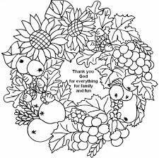 the incredible and attractive thanksgiving coloring pages for