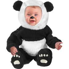 newborn costumes halloween amazon com infant baby panda bear halloween costume 18 24 months