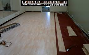 Installation Of Laminate Flooring On Concrete World Flooring U0026 More Free Estimates Chicago And Suburbs Part 3