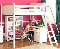 lit mezzanine avec bureau int r lit et bureau enfant lit mi haut avec bureau et commode puzzle lit