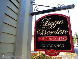 Lizzie Borden Bed And Breakfast Explore The Haunting Of The Lizzie Borden House Fall River