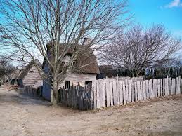 thanksgiving pilgrams plymouth colony near plimoth plantation the pilgrim u0027s first home