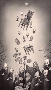 227 best horror images on pinterest creepy art edward gorey