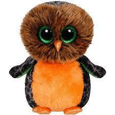 owl beanie boo
