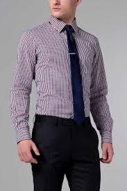 the red u0026 blue gingham shirt