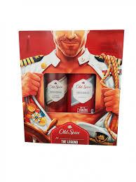Food Gift Sets Old Spice Original Deodorant U0026 Shower Gel Gift Set Be Beautiful
