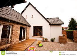 old house design architecture stock image image 37786251