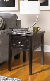 what is interesting from the chairside end table wigandia image of chairside end table with drawers
