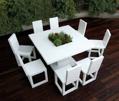 shabby chic patio decor modern furniture white modern outdoor furniture compact painted