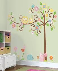 Stick Wall Scroll Tree Megapack Peel U0026 Stick Wall Decal Rosenberryrooms Com