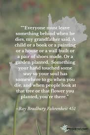 Quote Garden Family 5 Quotes You Need To Read If You U0027re Grieving Meadowlawn Funeral Home