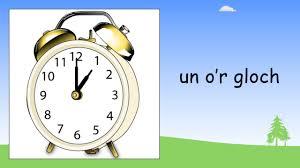 tell the time in welsh beginner welsh lessons youtube
