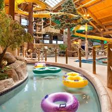 wisconsin water parks lake geneva resort timber ridge lodge