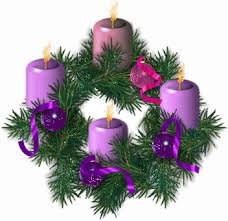 Advent Candle Lighting Readings Prayers For The Home Advent Wreath St Jerome Catholic Church