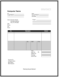 sample invoice word template moving invoice template word robinhobbs info free invoice templates sample invoices created in ms word and excel simple invoice