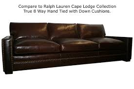 Leather Studio Sofa Cascobayfurniture Pages