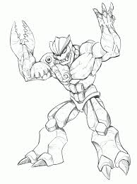 muscle coloring pages gormiti coloring pages