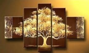 tree of life home decor tree of life wall art decoration modern decoration 3 panel wall art