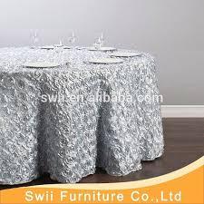 Beaded Table Linens - taffeta pinch wheel table cloth taffeta pinch wheel table cloth