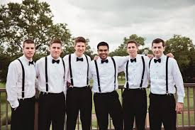 sophisticated groomsmen attire