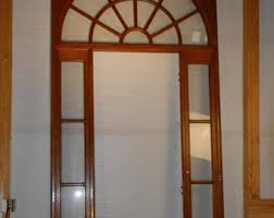 French Doors With Transom - french door etsy