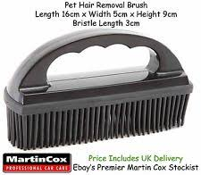 How To Remove Dog Hair From Car Upholstery Carpet Pet Hair Remover Ebay