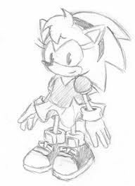 amy rose sonic cd type by reallyfaster on deviantart