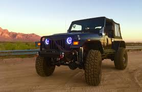 halo jeep wrangler halo lights jeeps net forum