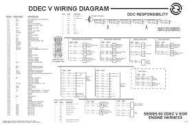 detroit 60 series 30 pin wiring diagram freightliner wiring