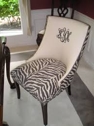 Zebra Dining Room Chairs Made By Hickory Chair Classic Furniture