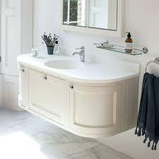 round bathroom vanity cabinets bathroom curved vanity unit surprising wonderful sink regarding plan