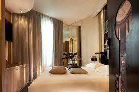 hotel dans la chambre chambres hotel design secret de hotel 9 75009