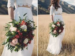queenstown wedding florist orange blossom designs create this