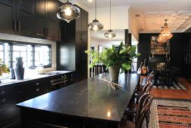 modern traditional kitchen the black house natural modern interiors