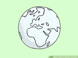 Interior Of The Earth For Class 7 3 Ways To Make A Model Of The Earth Wikihow