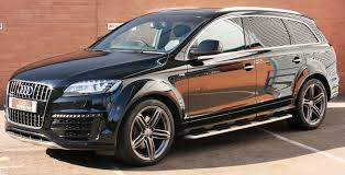 Audi Q7 Black Edition - audi q7 3 0 tdi sport edition auto now sold ms supercars