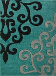 cool idea teal and grey rug incredible ideas 17 best ideas about