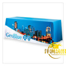 trade show table covers cheap wonderful logo design printed 6 feet trade show table cloth