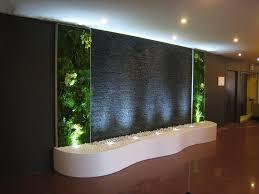 deco mur pierre murs d u0027eau création intérieur et extérieur murs d u0027eau en pierre