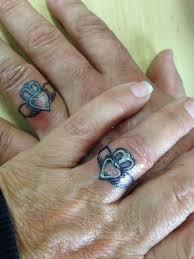 Wedding Ring Tattoo Ideas Best 25 Claddagh Ring Tattoo Ideas Only On Pinterest Irish