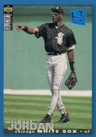 michael jordan baseball cards guide and checklist