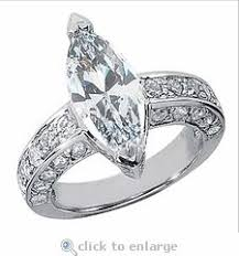 White Gold Cz Wedding Rings 68 best cz engagement rings images on pinterest engagement ring