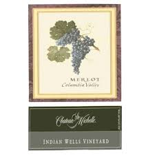 columbia valley wine collections chateau chateau ste indian vineyard merlot 2005 wine