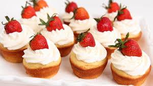 strawberry shortcake cupcakes recipe laura vitale laura in the