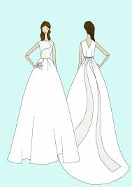 wedding dress terms 5 common flaws by brides when going to a designer panea