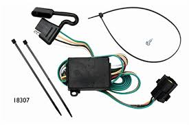 amazon com vehicle to trailer wiring harness connector for 03 06