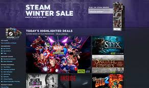 Winter Deals On S Steam Winter Sale 2017 Now Live Money Top Pc As